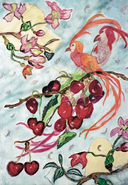 Under the cherrytree | 1997 |165 x 125