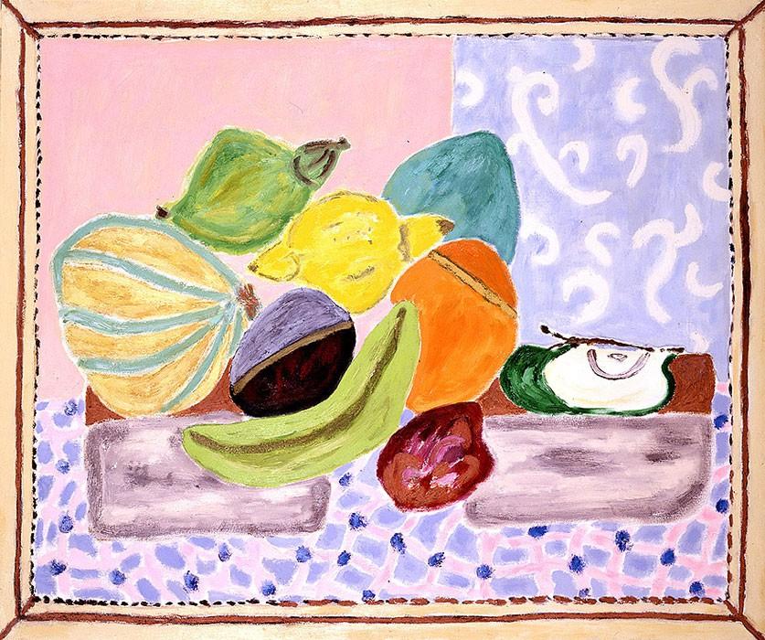 fruits | 1998 | 100 x 120 cm