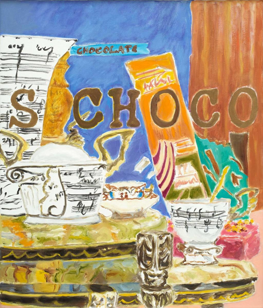 Schoco | 2019 | 70 x 60cm