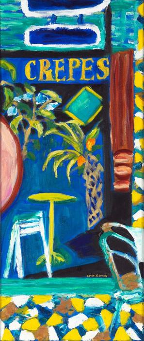 Crêpes | 2011 | 70 x 30 cm