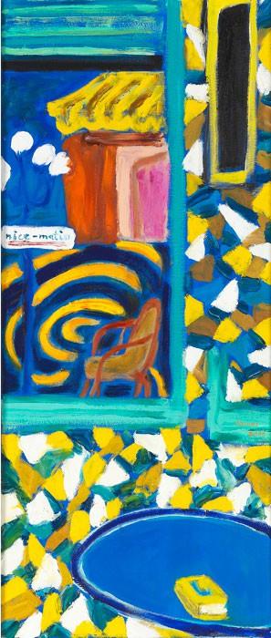Nice -matin | 2011 | 70 x 30 cm